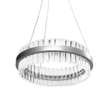 Dainolite REI-18LEDC-PC - 36W LED Chandelier, Polished Chrome Finish