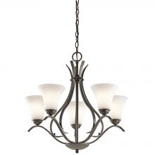 Kichler 43504OZL18 - Chandelier 5Lt LED