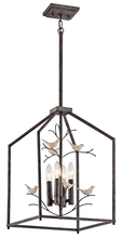 Kichler 43588RT - Indoor Pendant 4Lt
