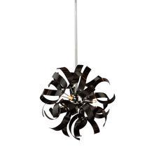 Artcraft AC606BK - Belair 3 Light  Black Pendant