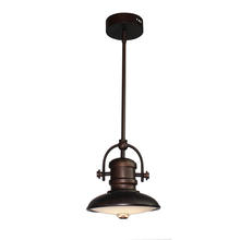 Artcraft AC7900OB - Profile 1 Light AC7900OB Oil Rubbed Bronze Pendant