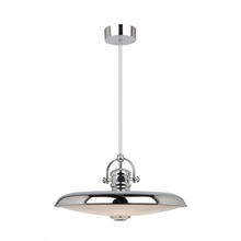 Artcraft AC7902CH - Profile 6 Light  Chrome Pendant