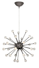 Fredrick Ramond FR44413BCM - Chandelier Impulse