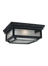 Feiss OL10613DWZ - 2 - Light Outdoor Flush